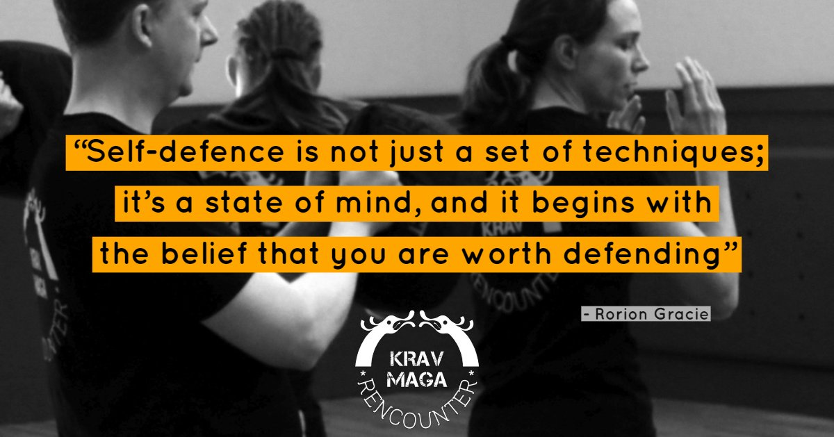 Rorion Gracie on self-defence